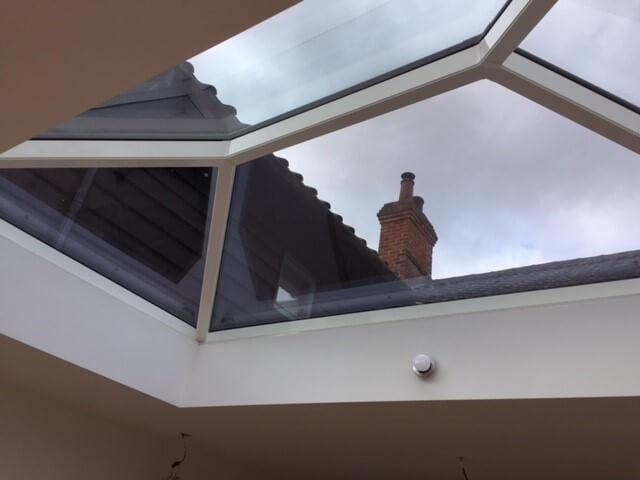 Flat Roof Skylight Lantern Southbourne