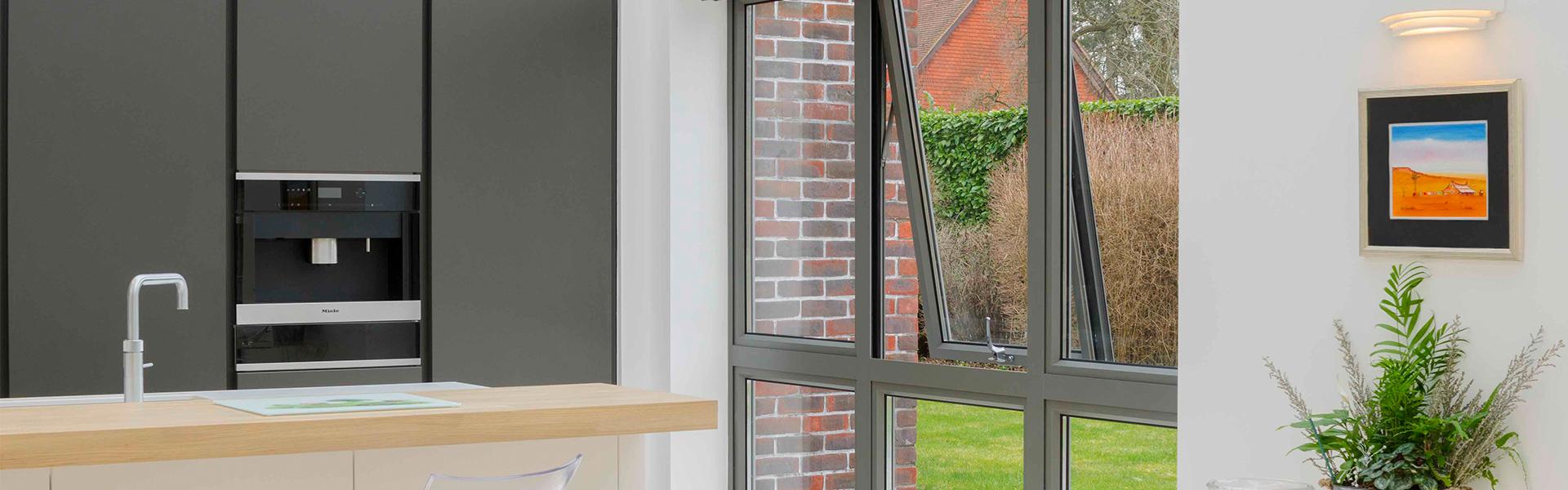 Aluminium Windows Prices Dorset