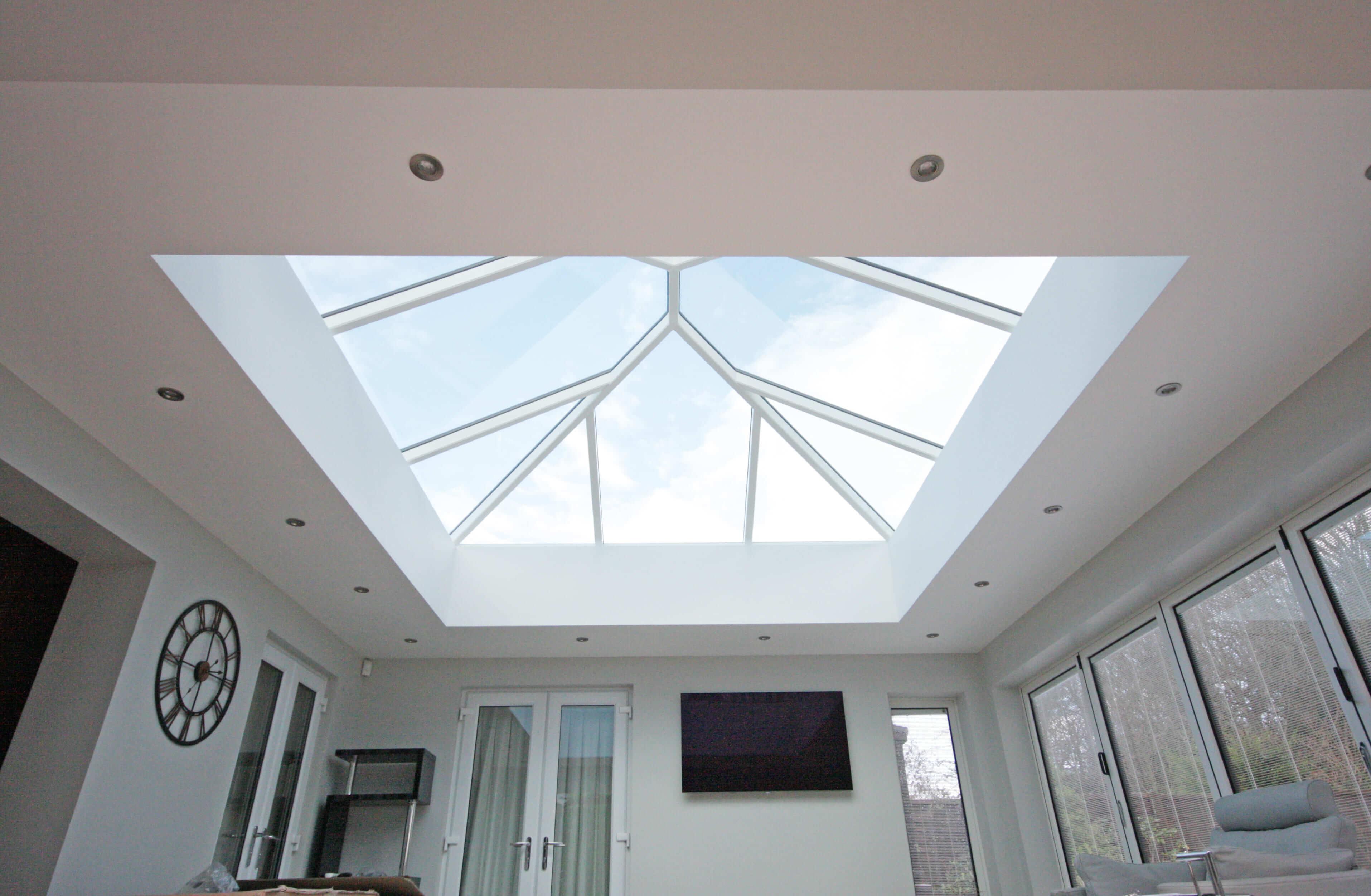 Aluminium Skylight Roof Lantern, Southbourne