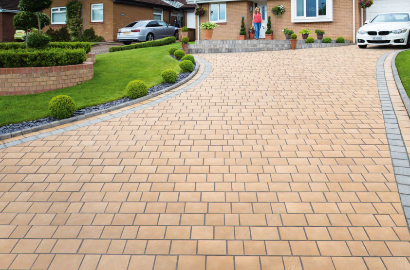 Driveways and Patio paving dorset