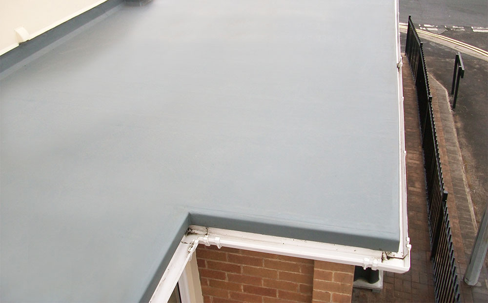 grp flat roof bournemouth dorset