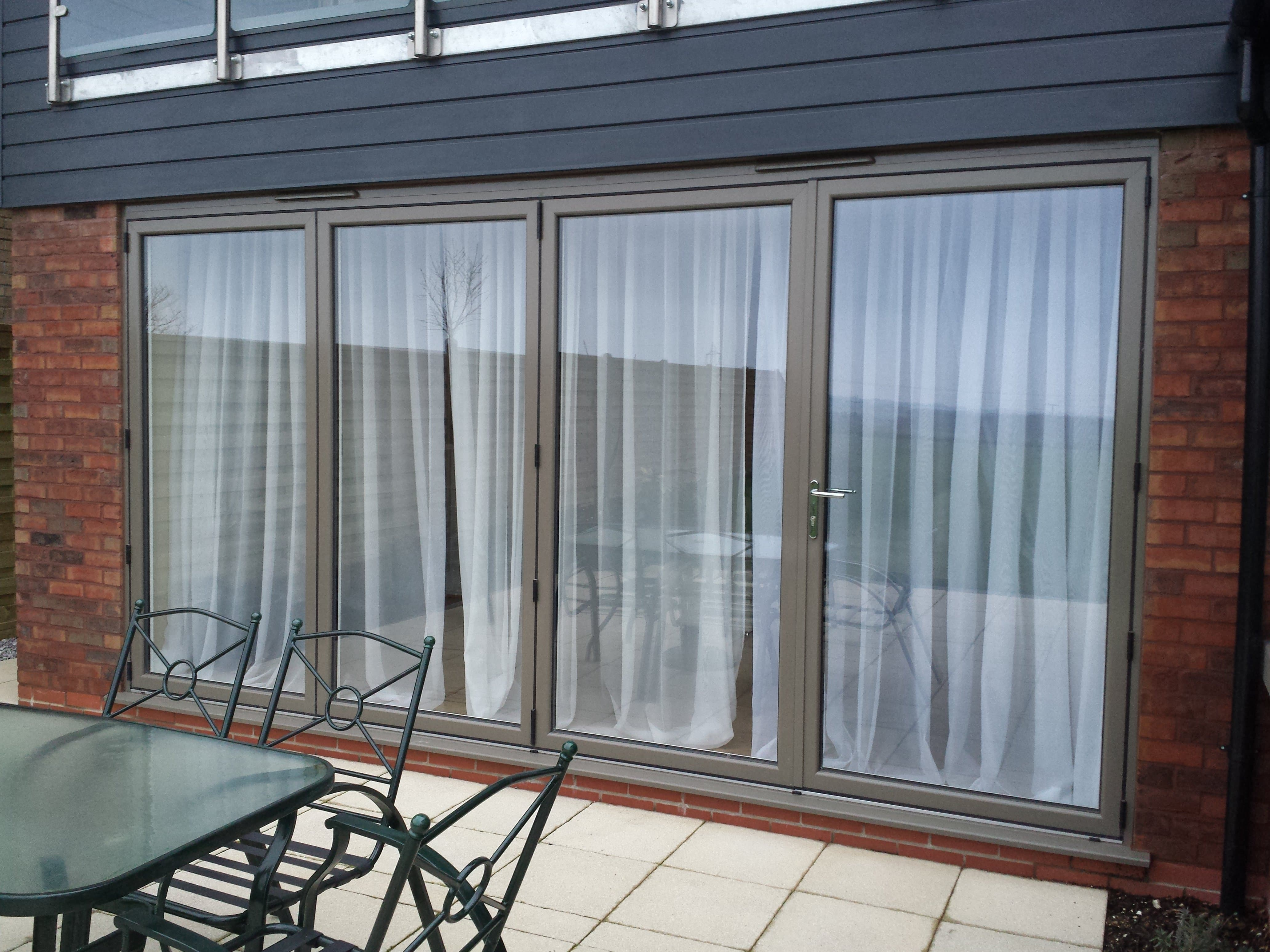bournemouth aluminium sliding doors